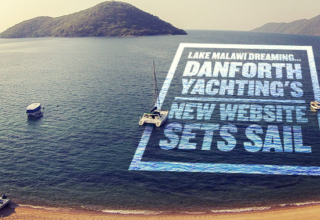 Danforth Yachting, Malawi's New Website Sets Sail