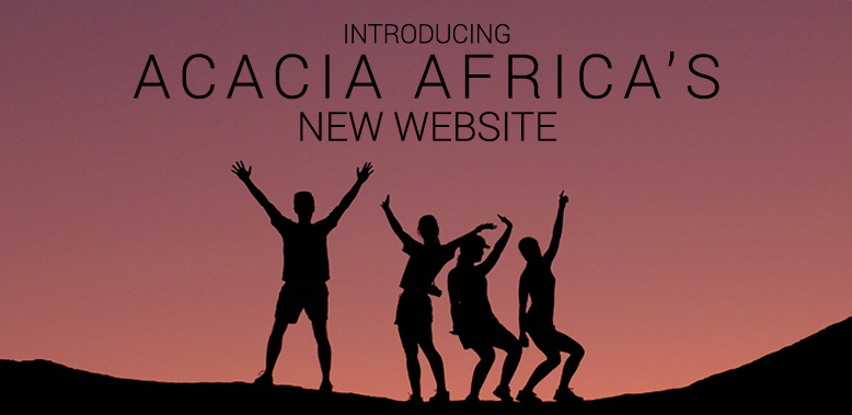 Acacia Africa's new website is here!