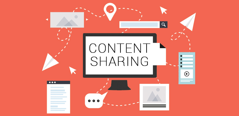 The Importance of Sharing Content on 3rd Party Platforms