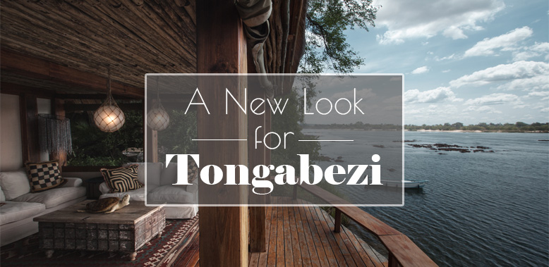 Tongabezi's Website Makeover