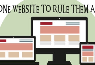 One website to rule them all!