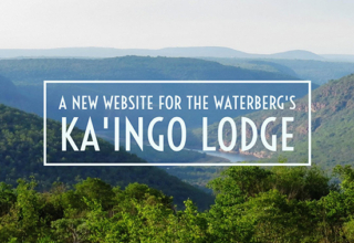 A New Website for the Waterberg's Ka'Ingo Lodge