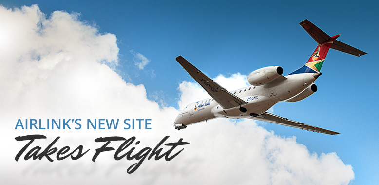 Airlink's New Website- Travel Africa with Ease