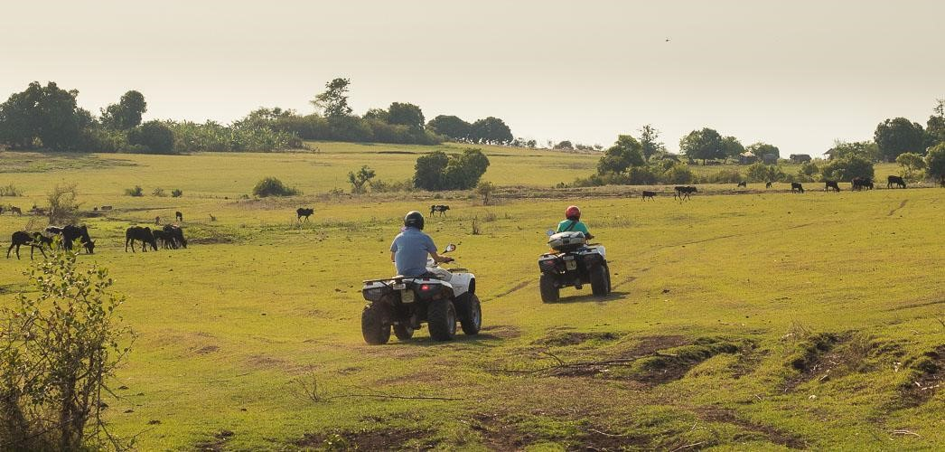 Quad Biking Madagascar