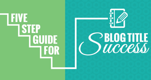 how to write a catchy blog title
