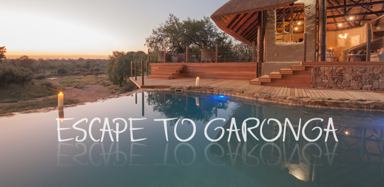 Garonga blog banner
