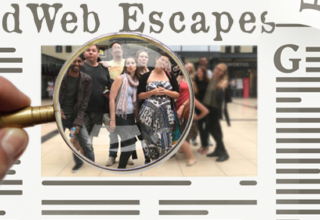 WildWeb Escapes!