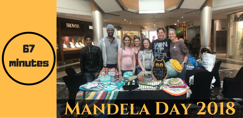 WildWeb Team Gives 67 Minutes for Madiba