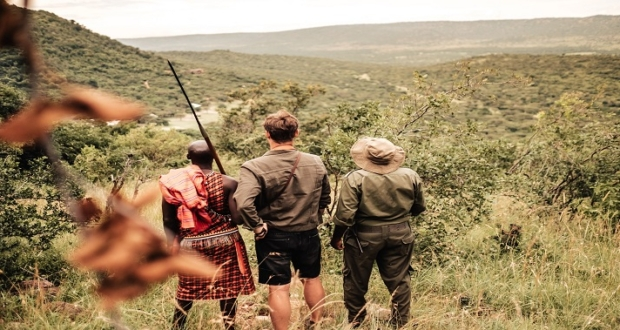 WildWeb, Responsible Tourism, African Tourism, Cottars 1920s Safaris